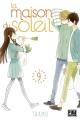 Couverture La maison du soleil, tome 09 Editions Pika (Shôjo) 2018