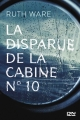 Couverture La disparue de la cabine n° 10 Editions 12-21 2018