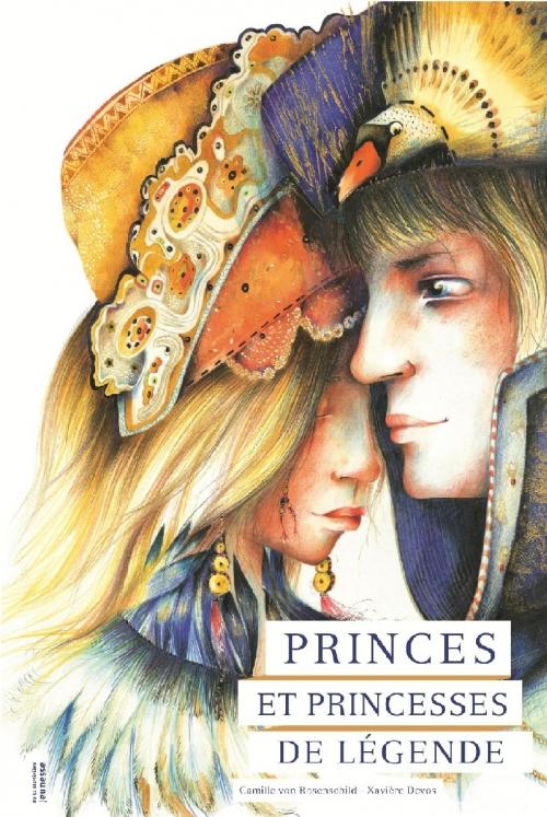 Couverture Princes et princesses de légende