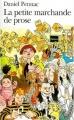 Couverture La saga Malaussène, tome 3 : La petite marchande de prose Editions Folio  1995