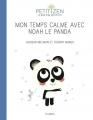 Couverture Mon temps calme avec Noah le panda Editions Fleurus 2016