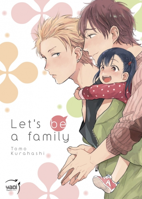Couverture Let's be a family