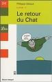 Couverture Le Chat, tome 02 : Le retour du Chat Editions Librio (BD) 2004