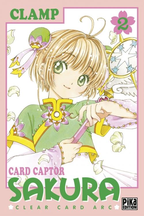 Couverture Card captor Sakura : Clear card arc, tome 2