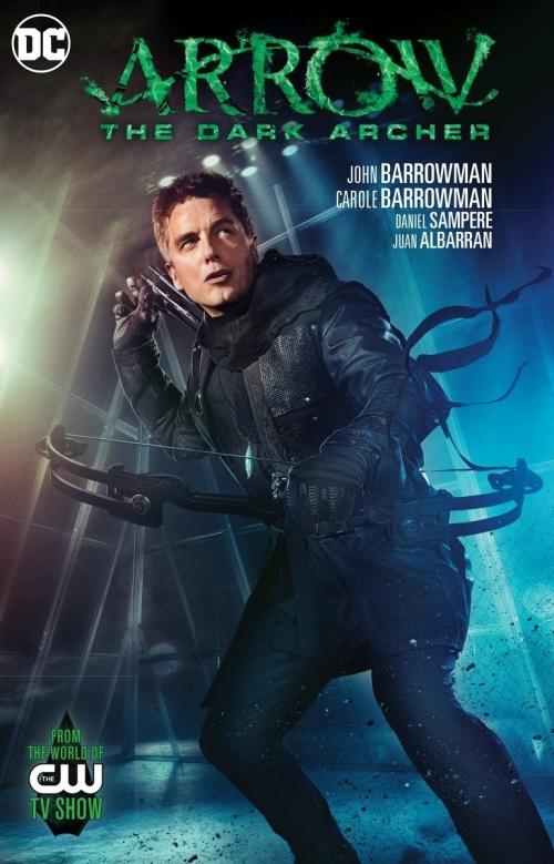 Couverture Arrow : The Dark Archer