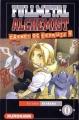 Couverture Fullmetal Alchemist : Carnet de croquis Editions Kurokawa 2007