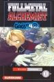 Couverture Fullmetal Alchemist : Gags en 4 cases Editions Kurokawa 2007