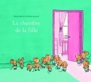 Couverture La chambre de la fille Editions L'école des loisirs (Albums) 2015