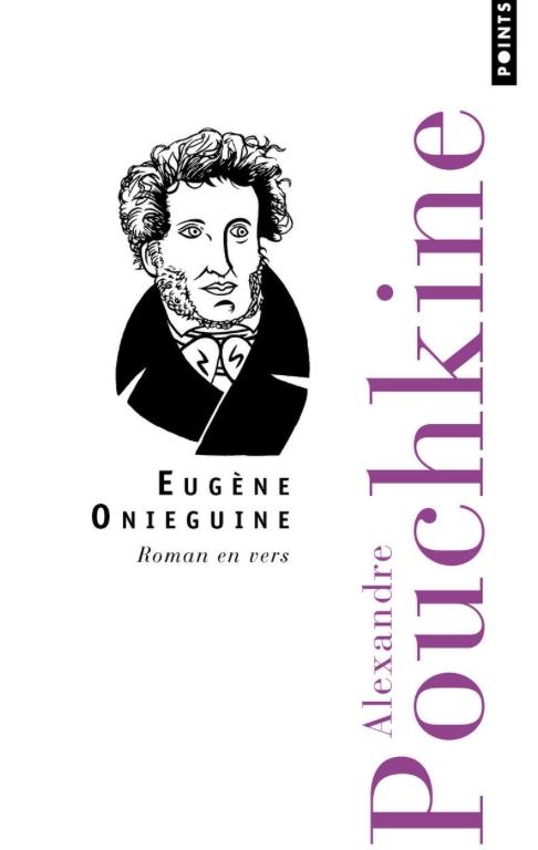 Couverture Eugène Onéguine
