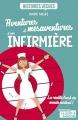 Couverture Aventures et mésaventures d'une infirmière Editions La Boîte à Pandore 2017