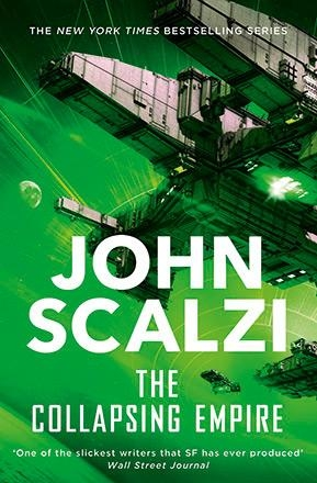 The Interdependency - John Scalzi Couv75260314