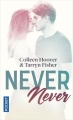 Couverture Never never, intégrale Editions Pocket 2018