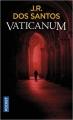 Couverture Vaticanum Editions Pocket 2018