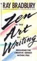 Couverture Le Zen dans l'art de l'écriture Editions Bantam Books 1992