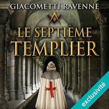 Couverture Commissaire Antoine Marcas, tome 07 : Le septième templier