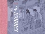 Couverture 4 femmes Editions Fei 2014