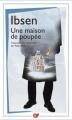 Couverture Une maison de poupée Editions Flammarion (GF) 1994