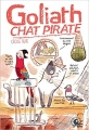Couverture Goliath : Chat pirate Editions Poulpe fictions 2018