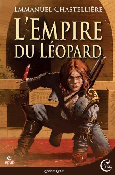 Couverture L'Empire du Léopard