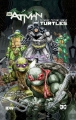 Couverture Batman & Les Tortues Ninja : Amère Pizza Editions DC Comics 2016