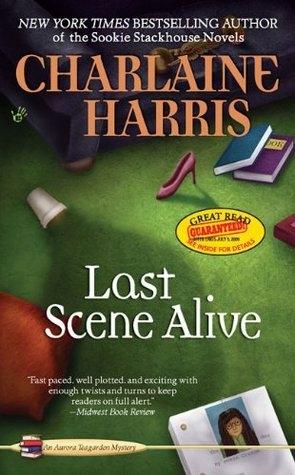 Couverture Last Scene Alive