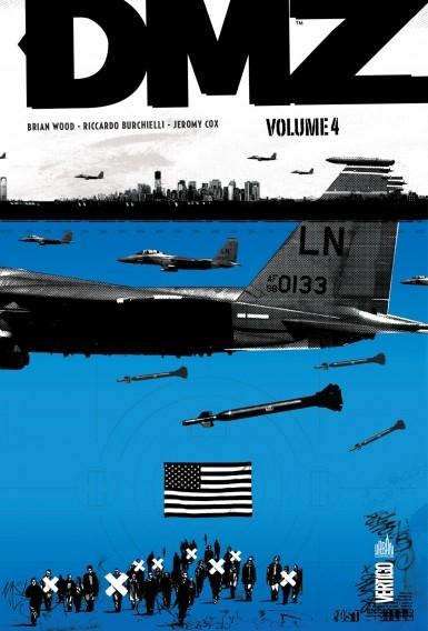 Couverture DMZ, intégrale, tome 4