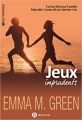 Couverture Jeux imprudents, intégrale Editions Addictives (Adult romance) 2018