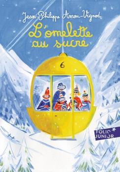 Couverture Histoires des Jean-Quelque-Chose, tome 1 : L'Omelette au sucre