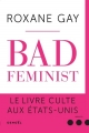 Couverture Bad feminist Editions Denoël (Impacts) 2018