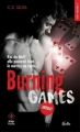 Couverture Burning games Editions Hugo & cie (Poche - New romance) 2017