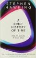 Couverture Une brève histoire du temps Editions Bantam Press 2016