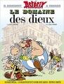 Couverture Astérix, tome 17 : Le domaine des dieux Editions Hachette 2014