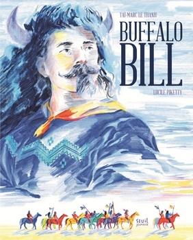 Couverture Buffalo Bill