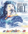 Couverture Buffalo Bill Editions Seuil 2017