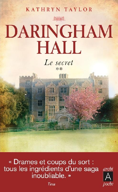Couverture Daringham hall, tome 2 : Le secret