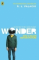Couverture Wonder Editions Penguin books 2012