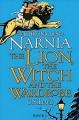 Couverture Les Chroniques de Narnia, tome 2 : Le Lion, la sorcière blanche et l'armoire magique Editions Harper 2009