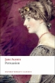Couverture Persuasion Editions Oxford University Press (World's classics) 2008