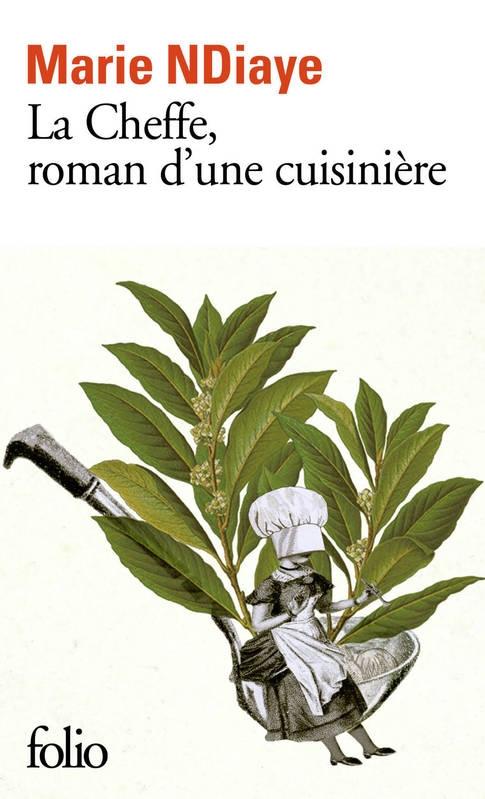 Couverture La cheffe, roman d'une cuisinière