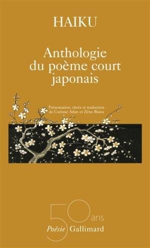Couverture Haiku : Anthologie du poème court japonais