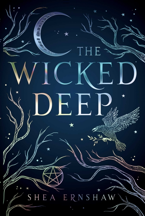 Couverture The Wicked Deep
