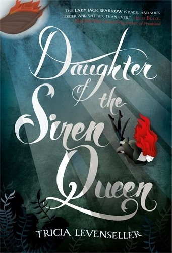 Couverture Daughter of the Pirate King, book 2: Daughter of the Siren Queen