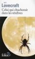 Couverture Celui qui chuchotait dans les ténèbres / Chuchotements dans les ténèbres Editions Folio  (2 €) 2017
