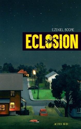 Couverture Eclosion