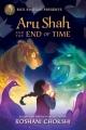 Couverture Aru Shah, tome 1 : Aru Shah et la lampe du chaos Editions Disney-Hyperion 2018