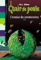 Couverture L'invasion des extraterrestres I Editions Bayard (Poche) 2010
