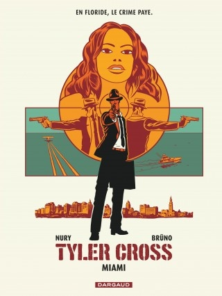 Couverture Tyler Cross, tome 3 : Miami