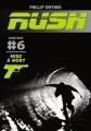 Couverture Rush, tome 6 : Mise à mort Editions Casterman 2017