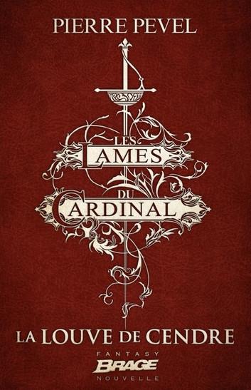 Couverture Les Lames du Cardinal, tome 3.5 : La Louve de Cendre