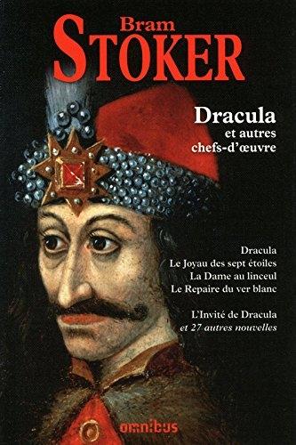 Couverture Dracula et autres chefs-d'oeuvre